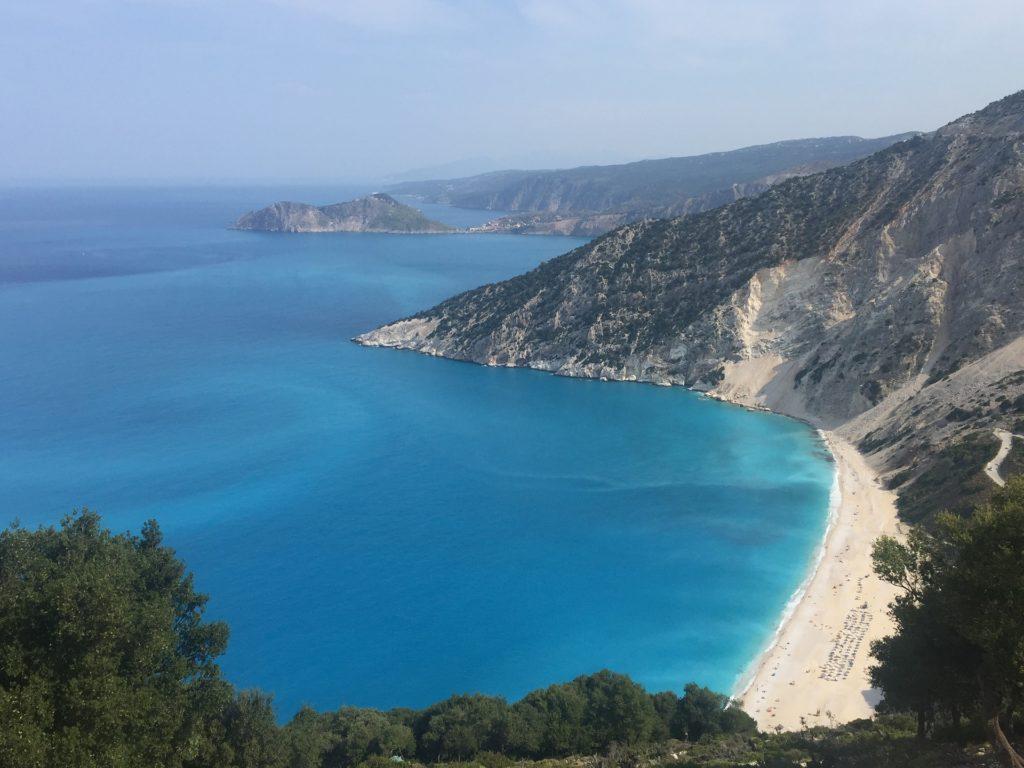 kefalonija, grčka, ostrvo, letovanje, destinacija