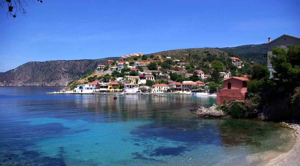 ostrvo, grčka, letovanje, more,